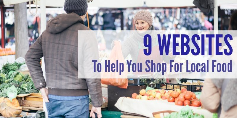 9 Websites To Help You Shop For Local Food