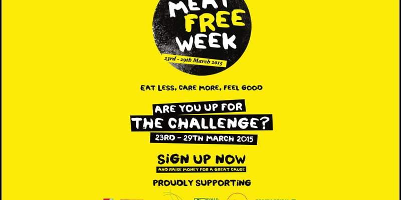 Meat Free Week UK