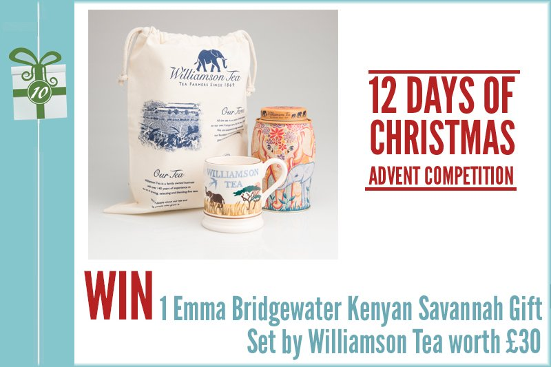 12 Days of Christmas Competition 2015 - Day 10