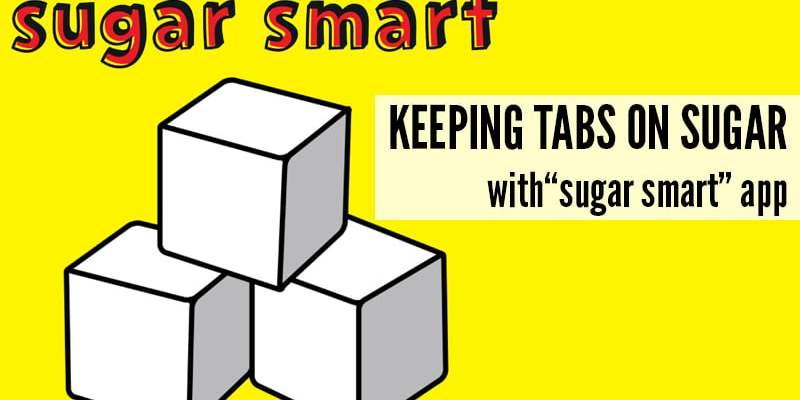 Keeping Tabs On Sugar With 'Sugar Smart' App