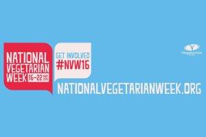 National Vegetarian Week 2016
