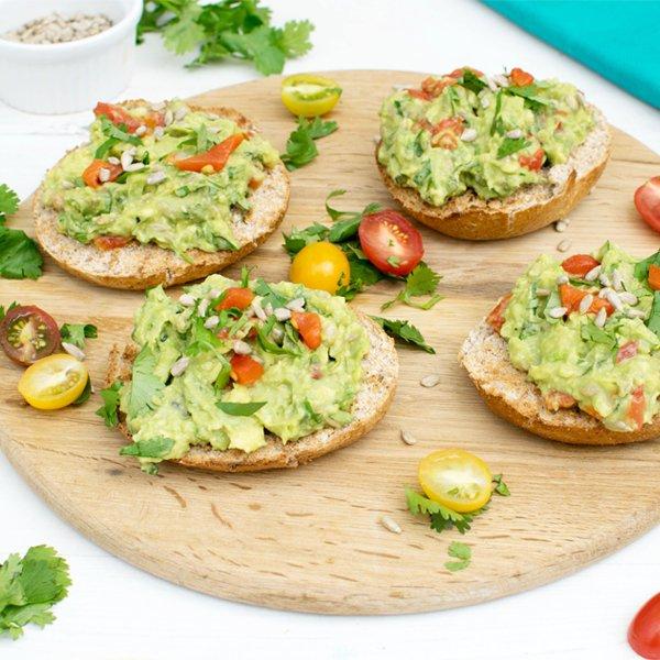 The 5 Min Avocado Spread [vegan] by The Flexitarian