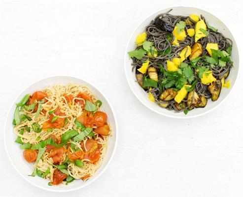 Explore Asian Pulse Spaghetti dishes
