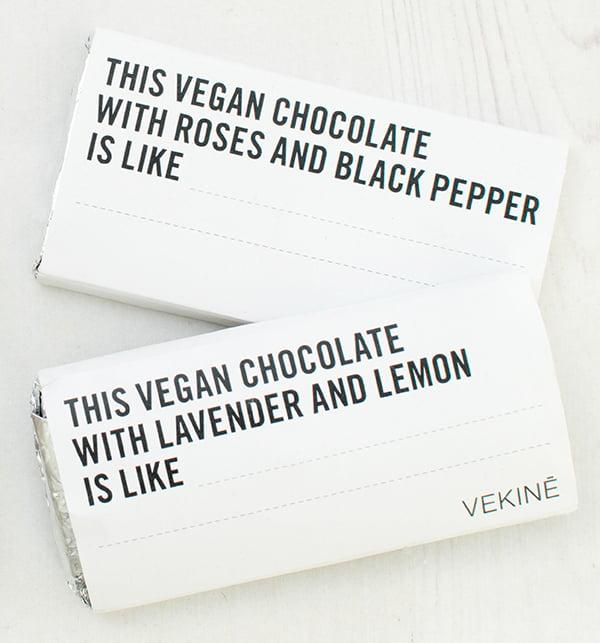 VEKINE Raw Chocolate