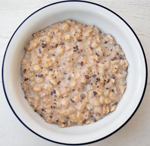 pertwood yacon porridge