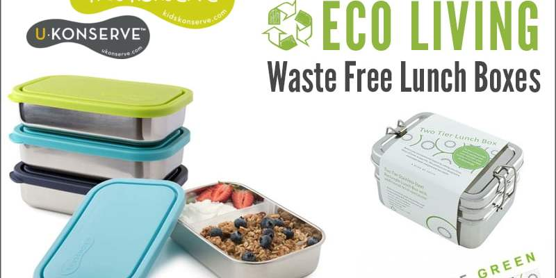 Waste Free Lunch Boxes