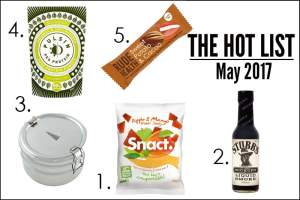 The Hot List - May 2017
