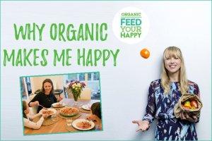 why organic makes me happy