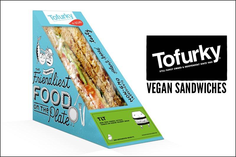 Tofurky Vegan Sandwiches