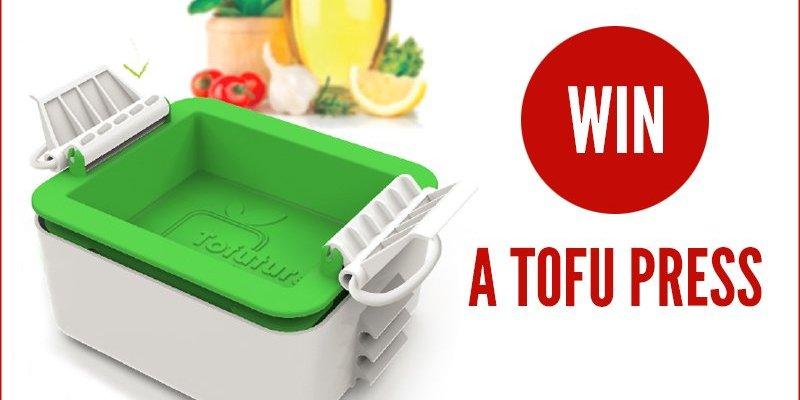 Competition - WIN A Tofu Press