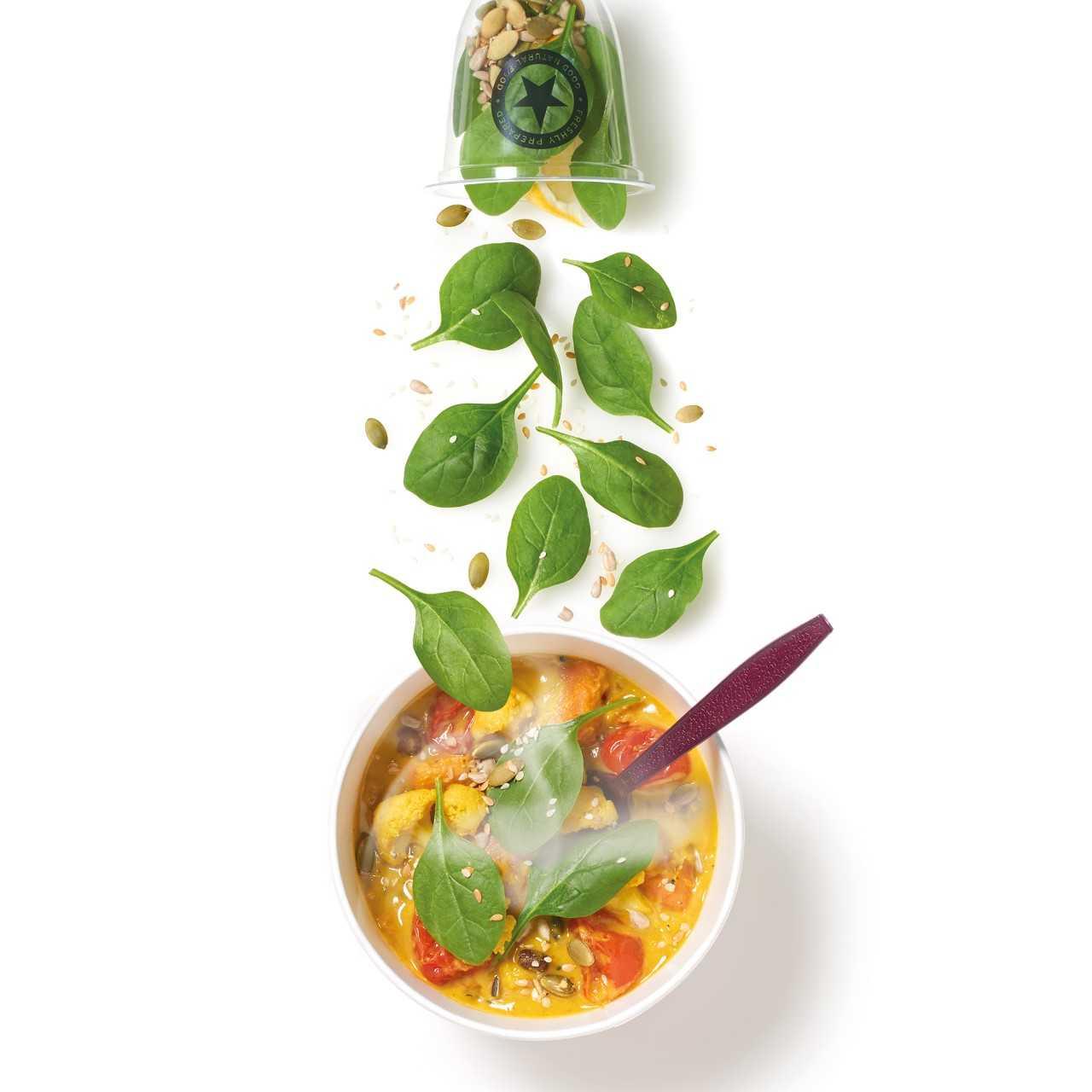 Vegan Tip Top Hot Pot