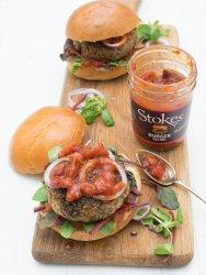 Lentil & Quinoa Burger [vegan] by The Flexitarian