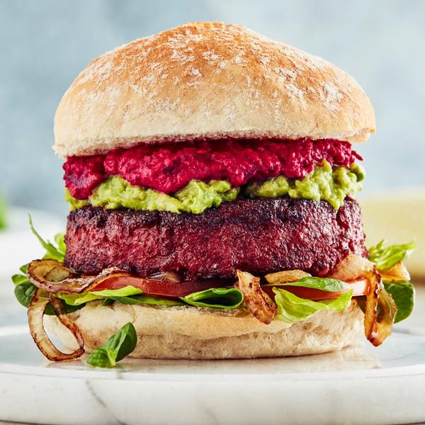 Iceland Launches UK's Largest Frozen Vegan Range - No Bull Burger