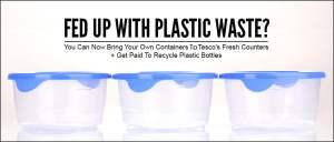 Plastic Waste Tesco