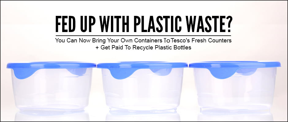 Plastic Waste Tesco