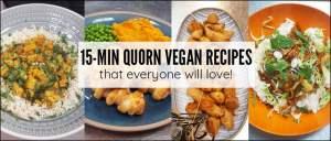 Quorn Vegan Cookalong