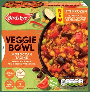 Birds Eye Veggie Bowls Tagine