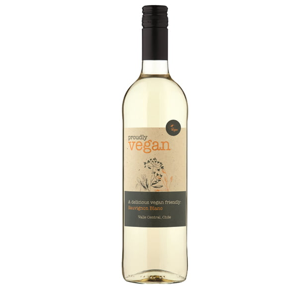 Vegan Wines - Proudly Vegan Sauvignon Blanc