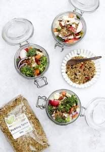 Easy Pickle Recipe © 2019 - Annabelle Randles : The Flexitarian : www.theflexitarian.co.uk