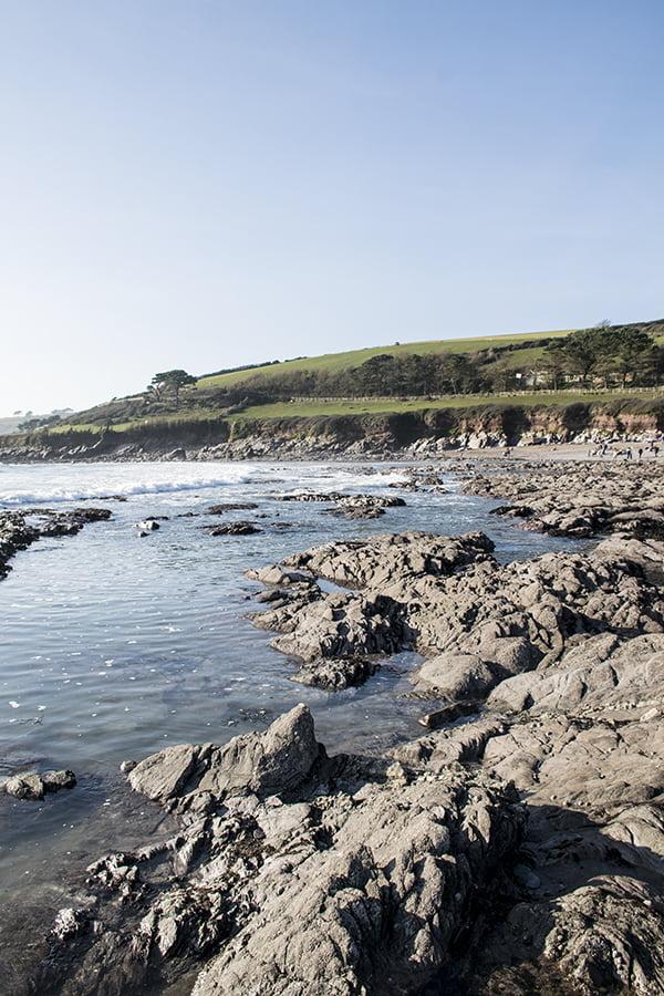 South Devon Wembury Beach