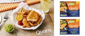 Quorn launches Vegan Fishless Fillets range v2
