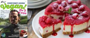 Get 16 Delicious Vegan Recipes – For Free – In New Magazine v6