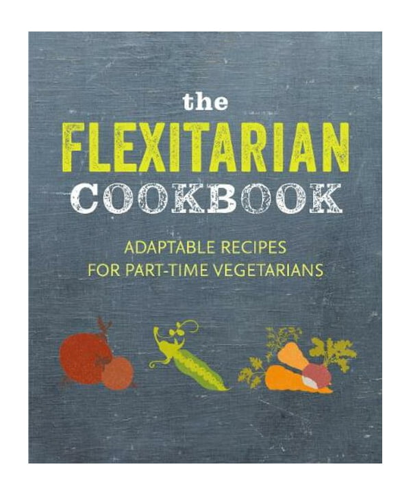 The Flexitarian Cookbook - Cover