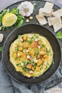 Roasted Butternut Squash Hummus [vegan] [gluten free] | The Flexitarian