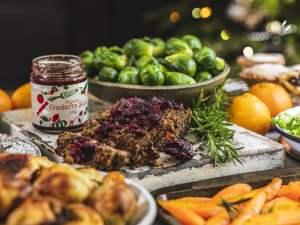 WIN Vegan Christmas Dinner Box from Riverford