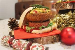 Beyond Christmas Burger Hache