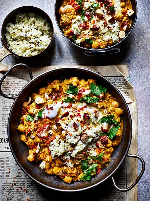 Channa Masala Coconut Chutney from Rebel Recipes (picture by Kris Kirkham)