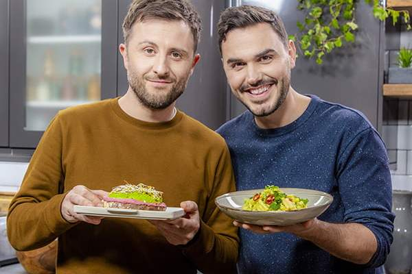 Living on The Veg : First ITV Vegan Cooking Show Airs This Sunday