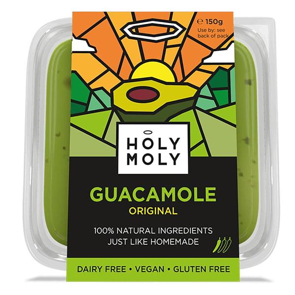 Holy Moly Guacamole