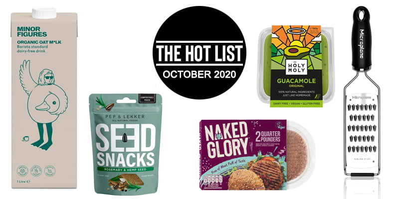The Hot List October 2020