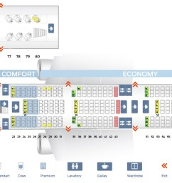 seat map of the boeing 747 400 seat map delta airlines boeing 747 400 744 [ 1595 x 698 Pixel ]