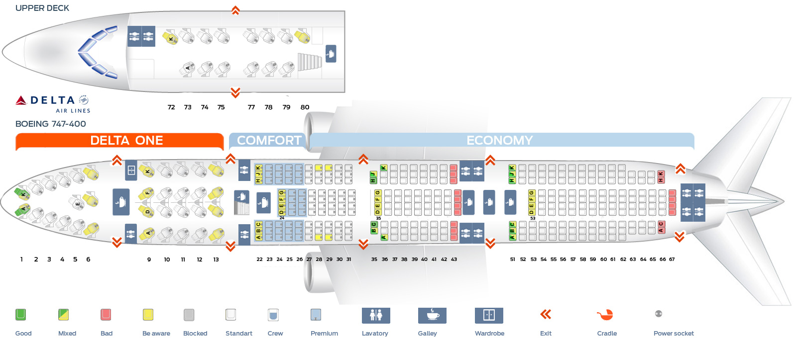 hight resolution of seat map of the boeing 747 400 seat map delta airlines boeing 747 400 744