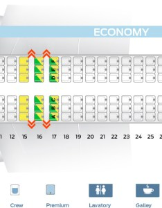 Alaska airlines seat map boeing  also best seats in the plane rh theflightfo