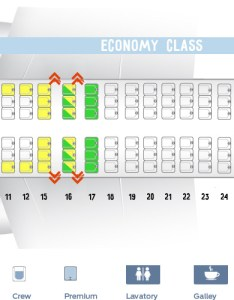 Seat map boeing alaska airlines also best seats in the plane rh theflightfo