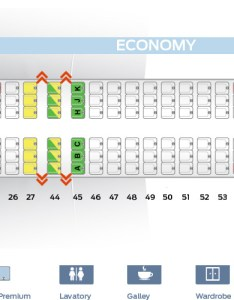 Seat map boeing el al also best seats in the plane rh theflightfo