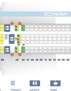 Seat map boeing  el al also best seats in the plane rh theflightfo