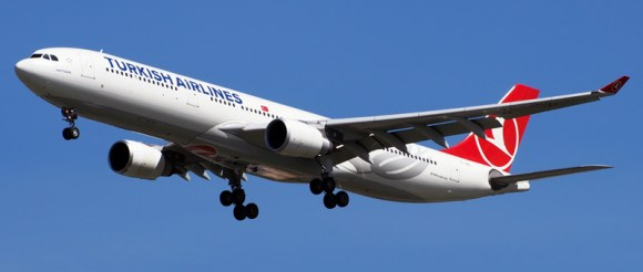 Turkish Airlines A330-300 (Photo by Theflight)