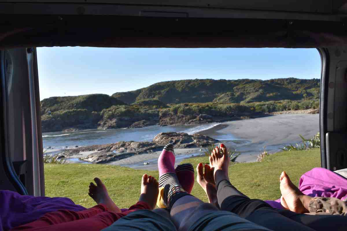 New Zealand in a Jucy Campervan Review