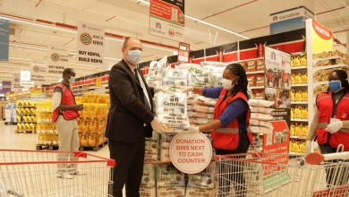 Photo of Carrefour Partners With Red Cross To Support Communities In Kenya Impacted By COVID-19