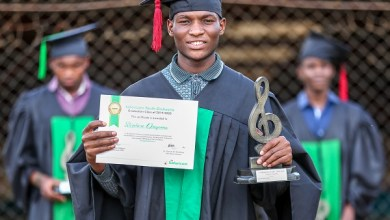 Photo of Thirty students graduate from Safaricom Youth Orchestra