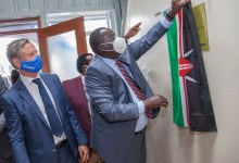 Photo of Kiambu County Opens Kshs. 25 million Covid 19 Isolation Unit in Tigoni