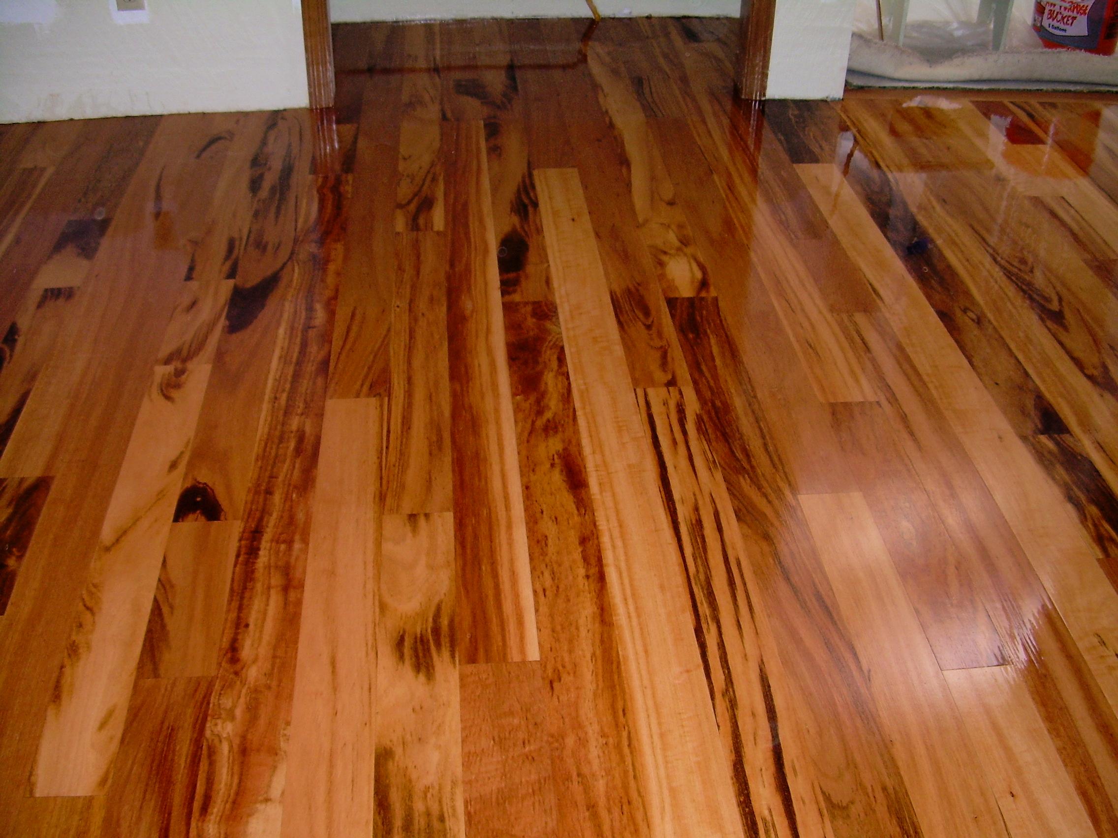 Brazilian KoaTigerwood Flooring  The Flooring Blog