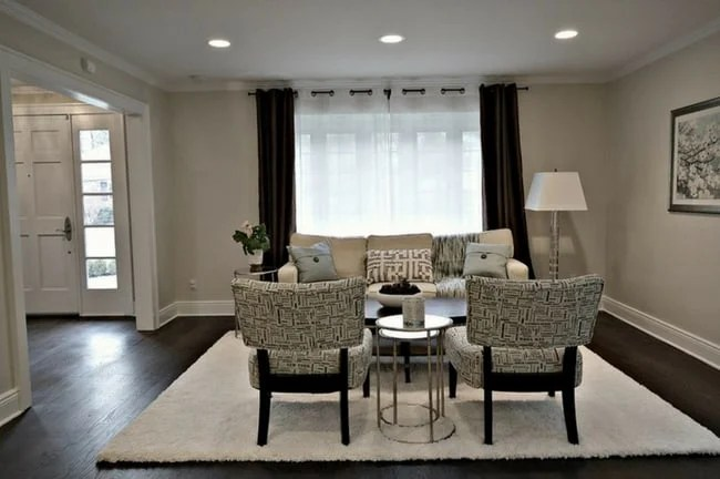 dark floors grey walls living room design ideas for small apartment decorating rooms with and gray the flooring girl hardwood how to decorate accessorize