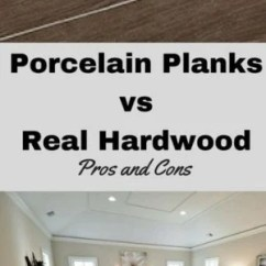 Images Of Wood Floors In Living Rooms Paint Color Schemes For Hardwood Flooring Vs Tile Planks That Look Like Pros And Solid Porcelain Tiles Cons
