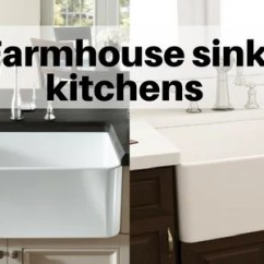 Sink For Kitchen Buffet Storage Top Farmhouse Sinks Kitchens How To Choose An Apron 2019 The Best Style