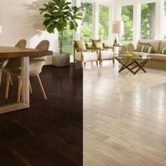 Dark Grey Laminate Flooring Living Room 2 Amazing Rooms Floors Vs Light Pros And Cons The Girl Hardwood